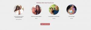LatinAmericanCupid site