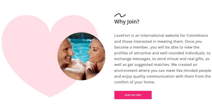 LoveFort why join